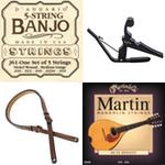 Banjo & Mandolin Accessories