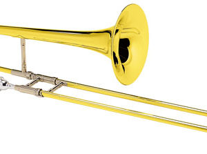 King 606 Lacquer Trombone